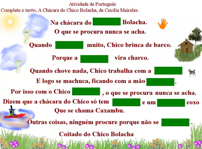 A Bailarina, poema infantil de Cecília Meireles