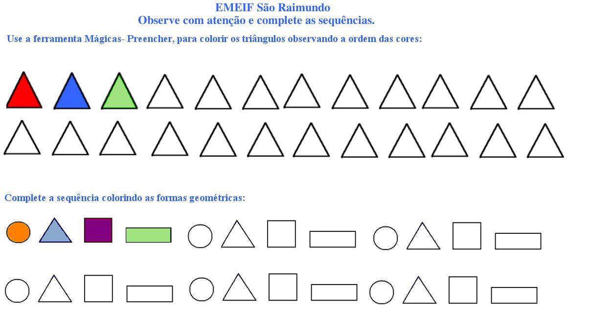 Sequ  Ncia  Matematica Tuxpaint