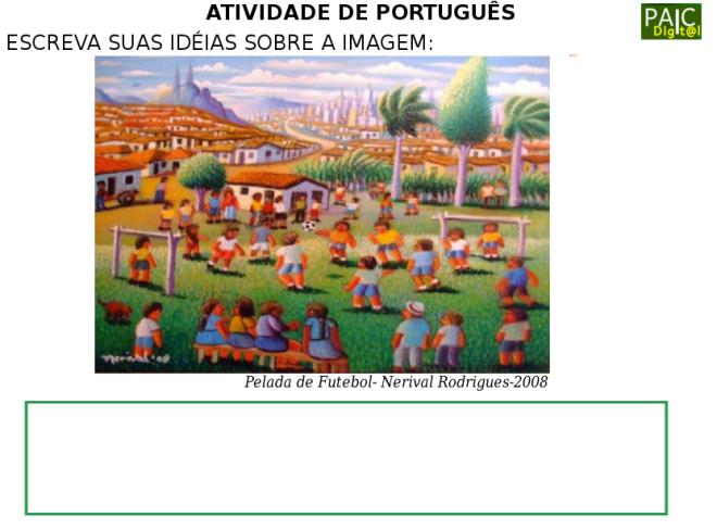 arte,escrita,futebol,Português, TuxPaint