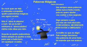 Poesia de Pedro Bandeira