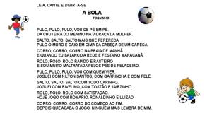 a bola- Toquinho