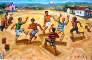 Futebol, Letramento Digital, Arte, TuxPaint