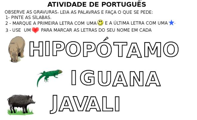 hipopotamo.iguan.javali